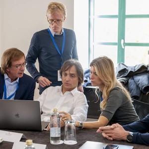 European Workshop in Periodontology, EFP & Osteology foundation, La Granja, Spain 2018